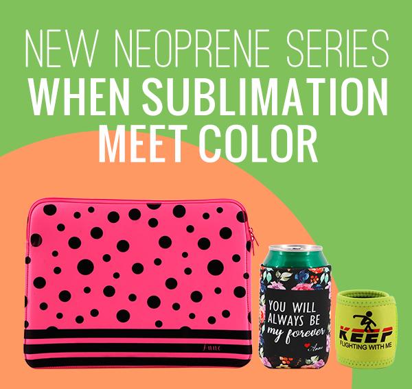 Sublimation Neoprene Series