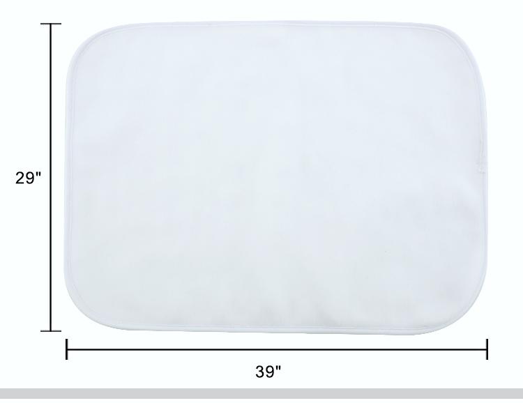 Fleece Blanket-Large