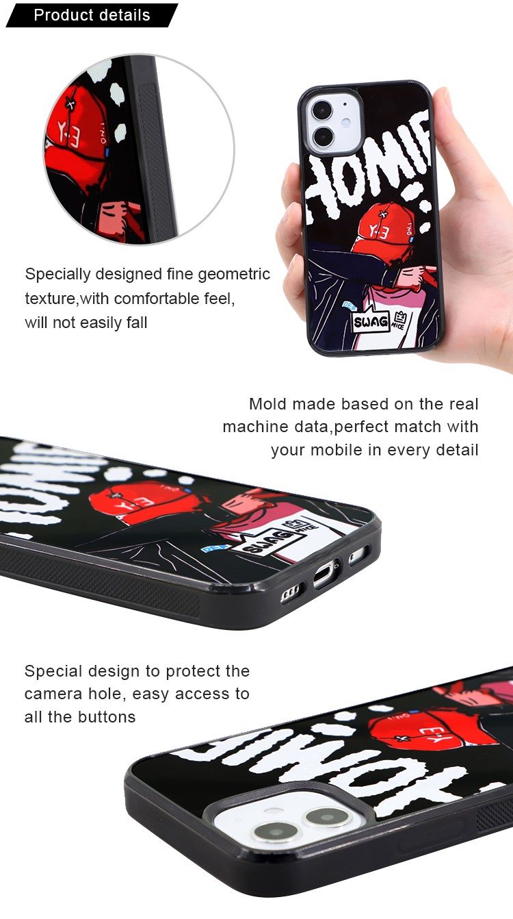 Sublimation TPU Case For iPhone 12 Series