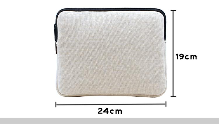 Linen Laptop Bag-10