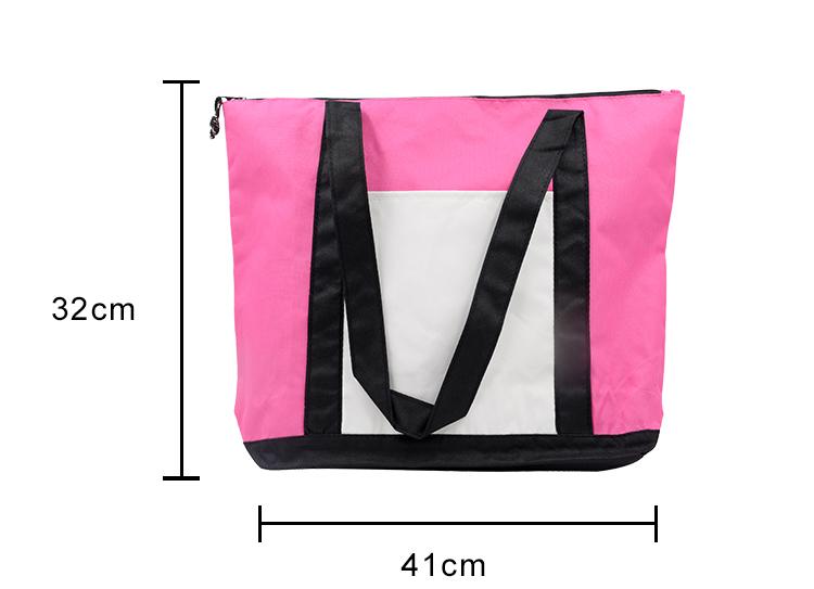 Mummy bag-pink
