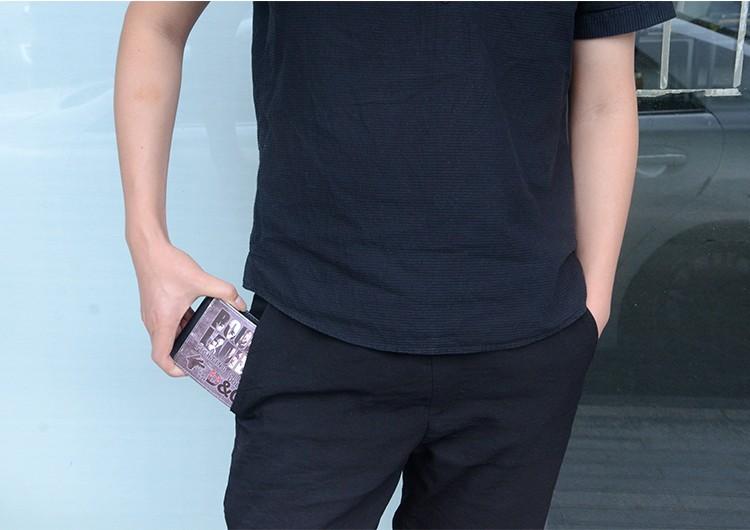 Men's PU Wallet