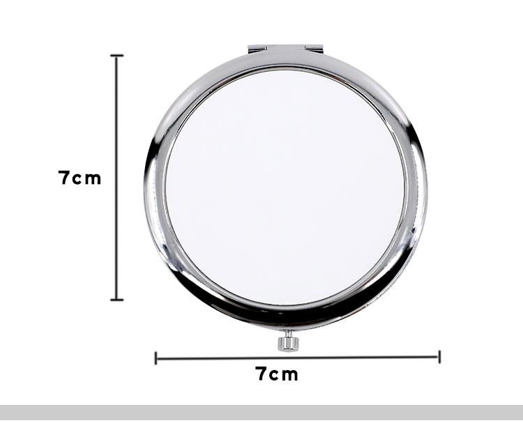 Compact Mirror-Round-7CM