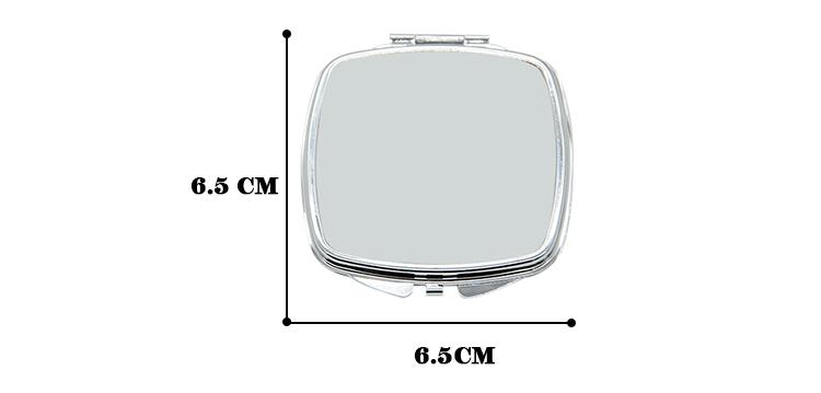 Compact Mirror-Square-B08