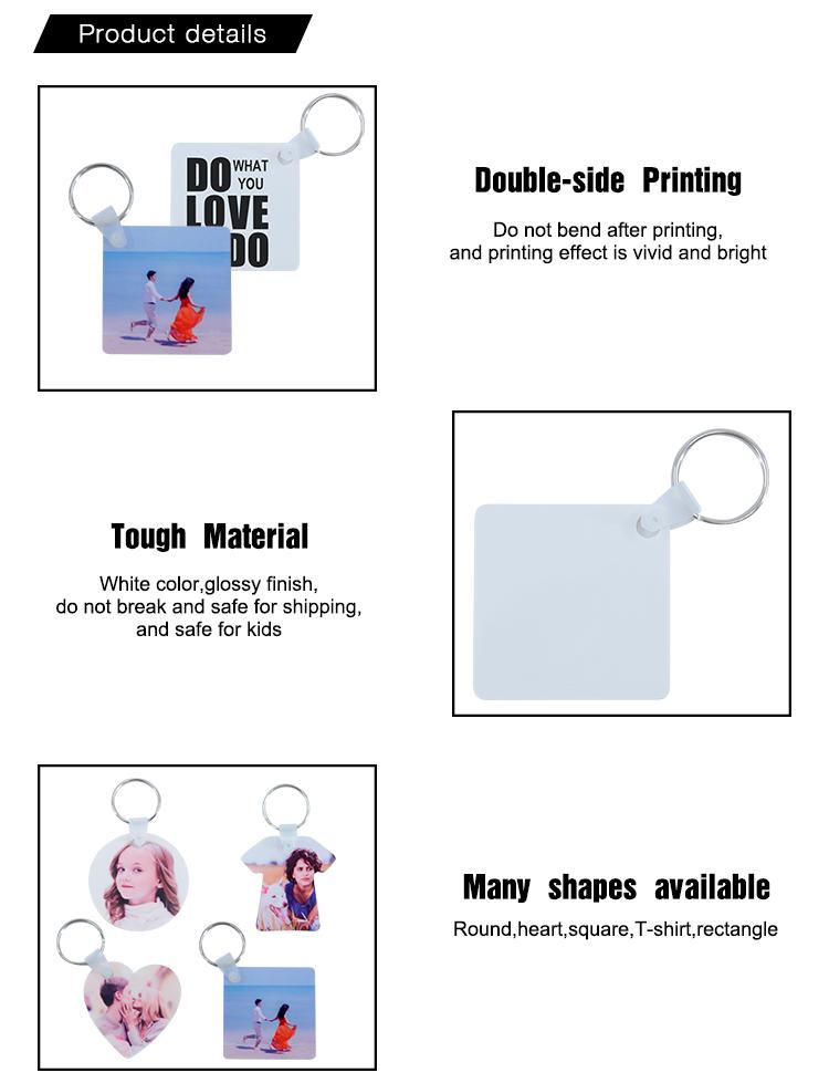 HPP Keychain-Rectangle