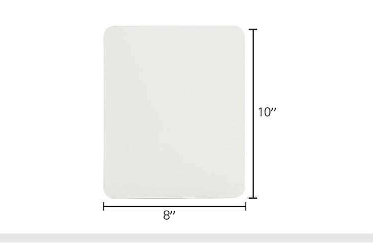 MDF Rectangle Photo Panel 8''*10''