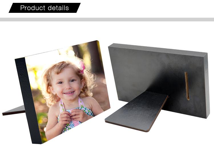 Desktop MDF Photo Panel