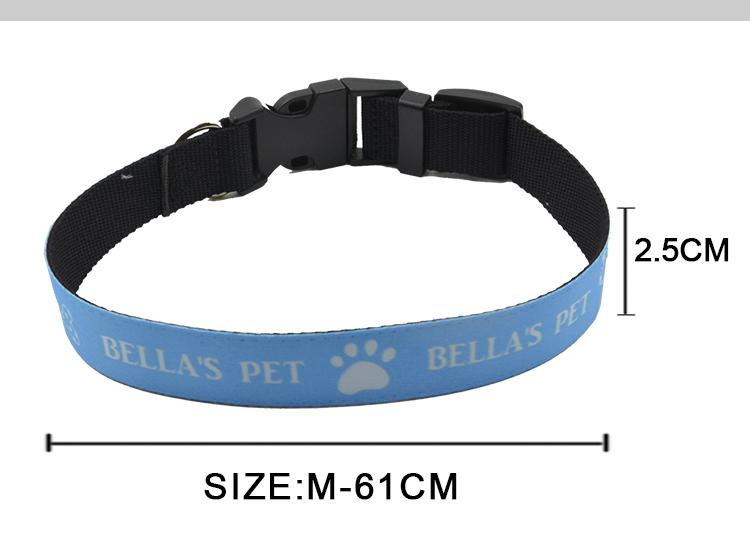 Adjustable Dog Collar-M