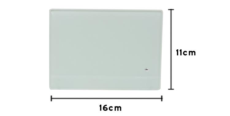 Glass Photo Panel-11*16CM