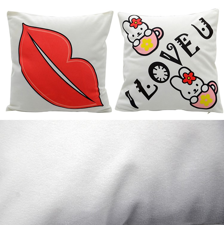 Super Soft Polyester Pillow Case-40*40CM