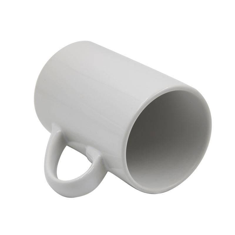 10oz White Mug -Straight