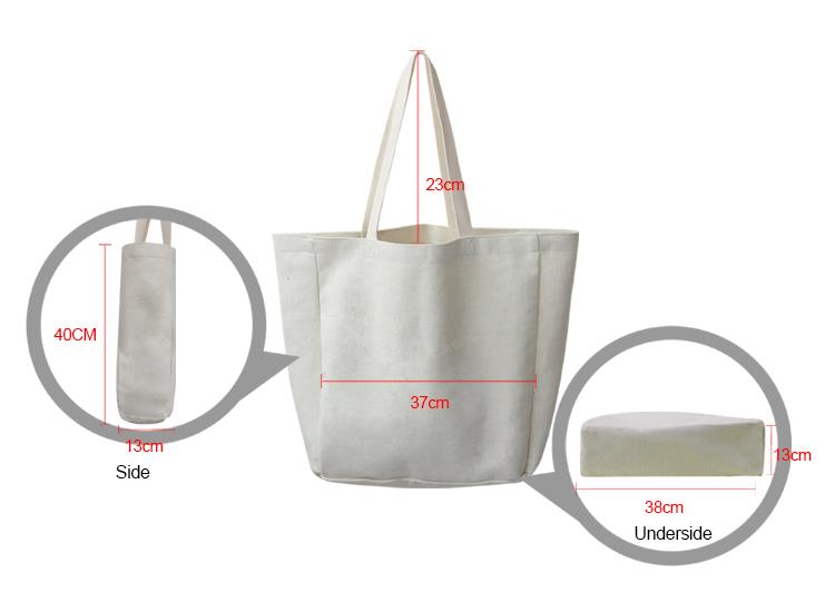 Linen Tote Bag-48*38CM