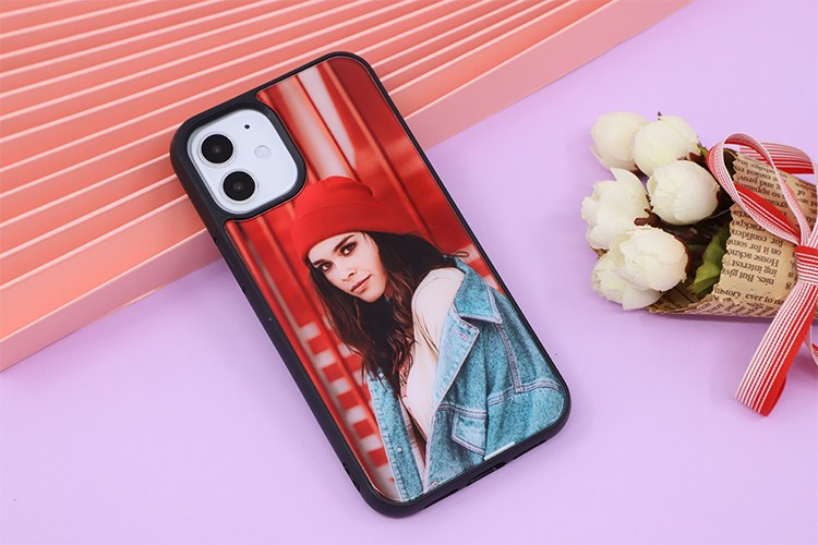 TPU Phone Case with Tempered Glass Insert for Huawei Mate 30