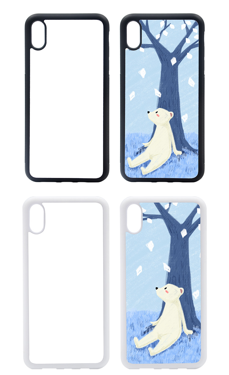 Sublimation TPU case for Huawei P30 Lite