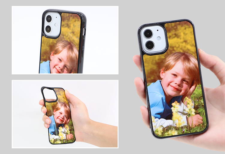 Sublimation Flexi TPU Mobile Phone Cases for iPhone 12