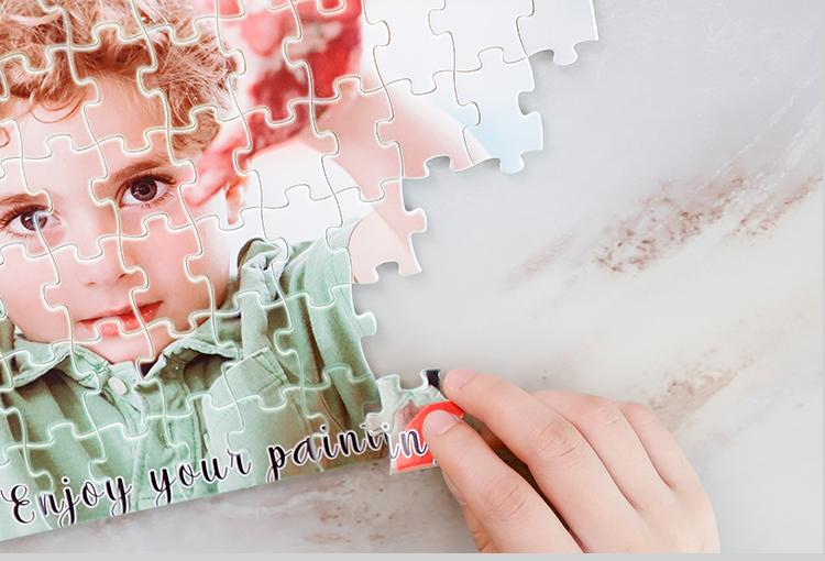 Sublimation Large Format Jigsaw Puzzle 16