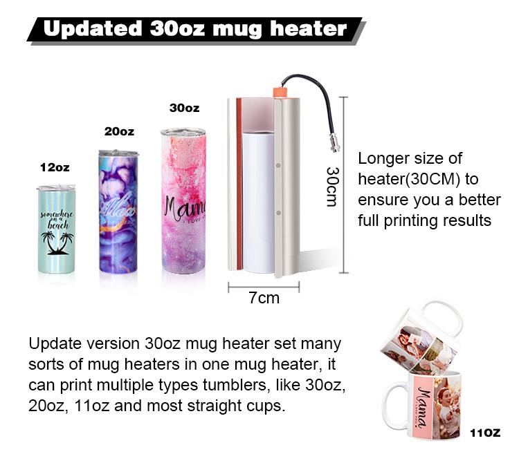 Galaxy Mug Press GS-205B