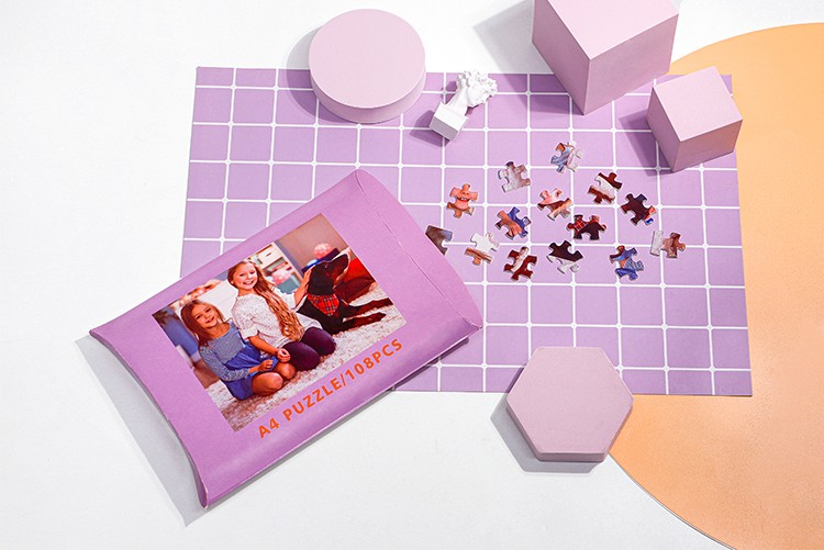 Sublimation Gift Box for A3