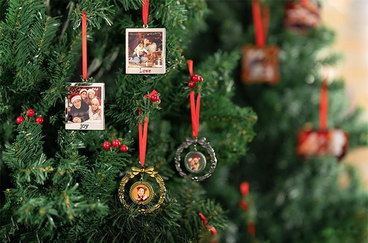 Vintage Craft Ring Ornaments