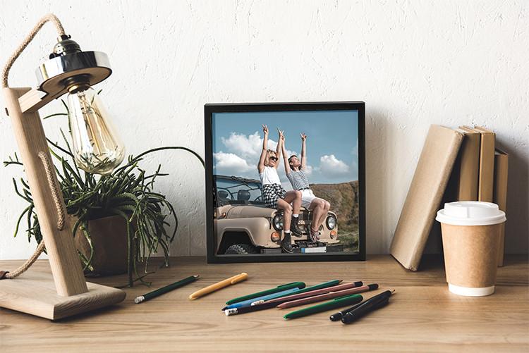 Photo block frame 7.8