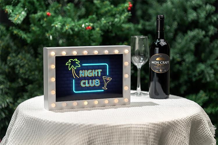 Light up photo box-20*30cm