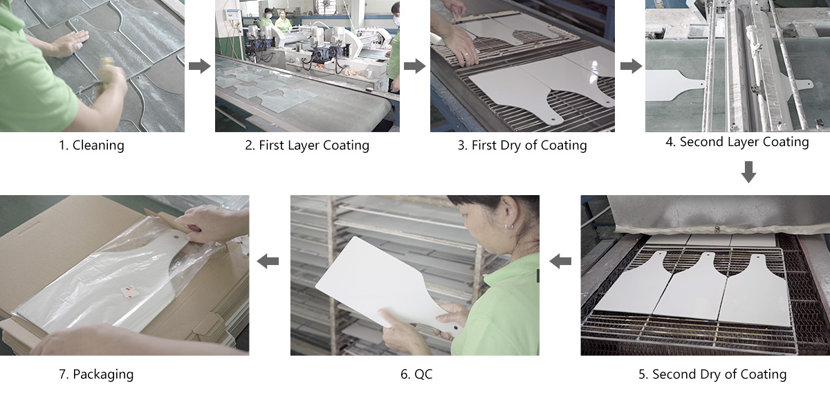 Sublimation Glass Factory