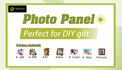 Photo Panel - Perfect for DIY gift.