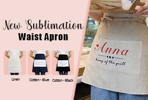Sublimation Apron