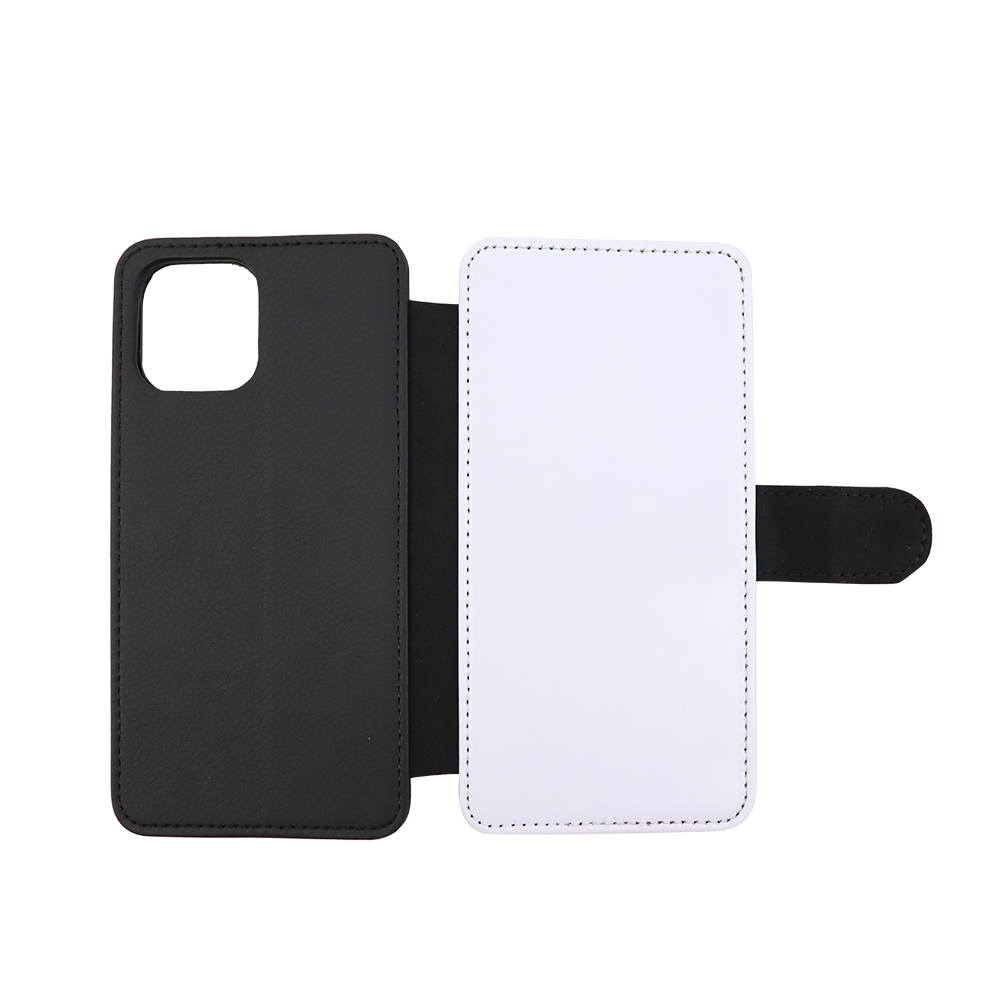 Sublimation Leather Flip Cases for iphone 12 Series