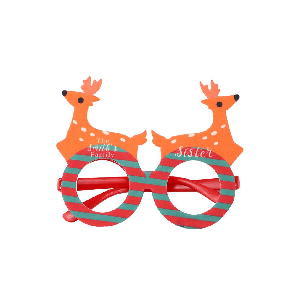 Xmas Party Glasses