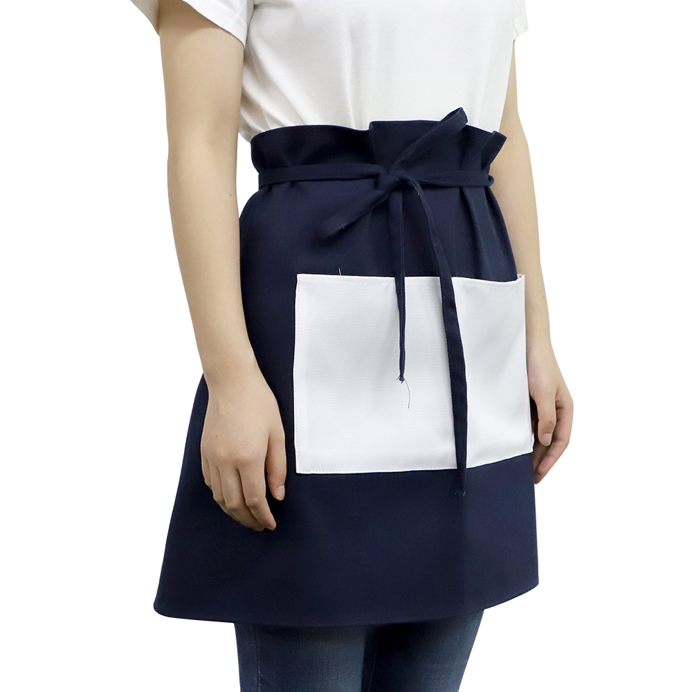 cotton aprons with pockets