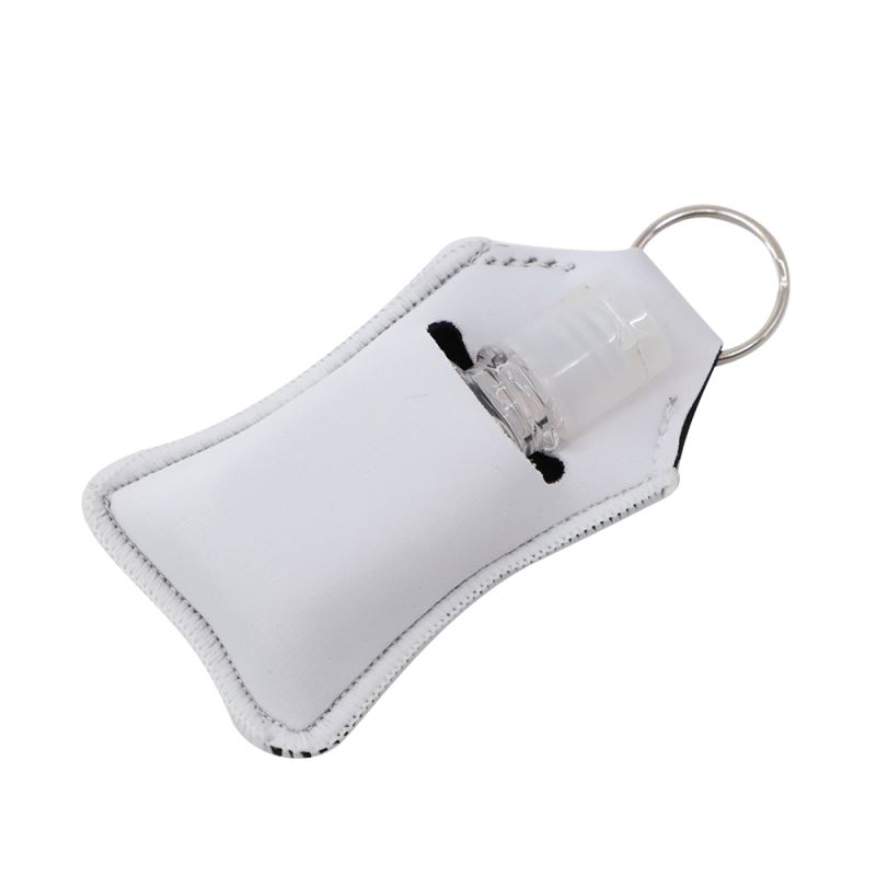 hand sanitiser keychain