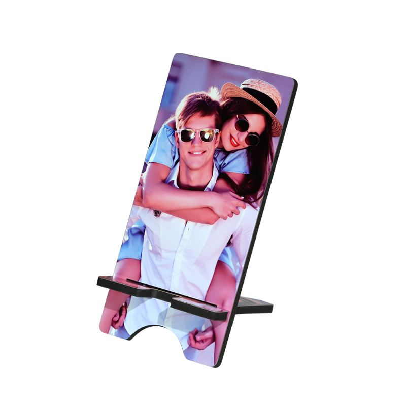 sublimation custom phone stand