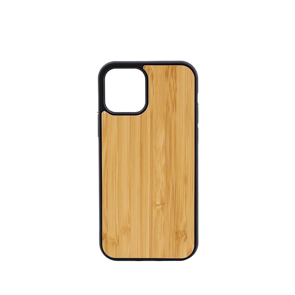 sublimation bamboo phone case