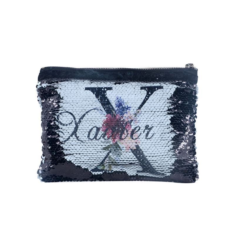 Sequin Hand Bag