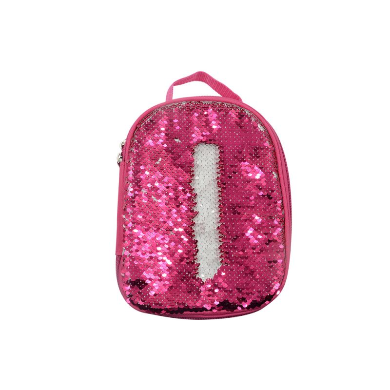 Sublimation Sequin Kids Lunch Bag