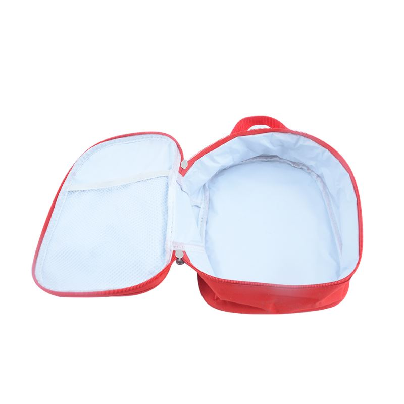 reversible sequin lunch bag