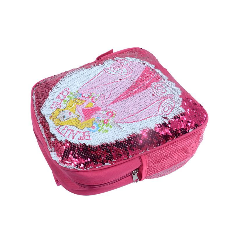 Sublimation sequin backpack