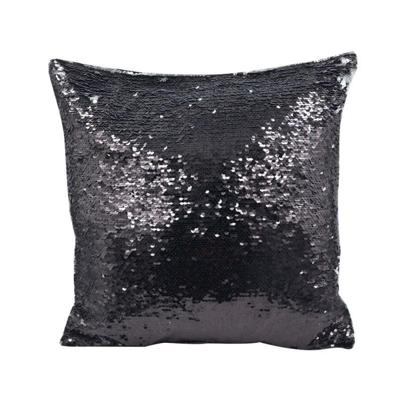 sequin pillow case