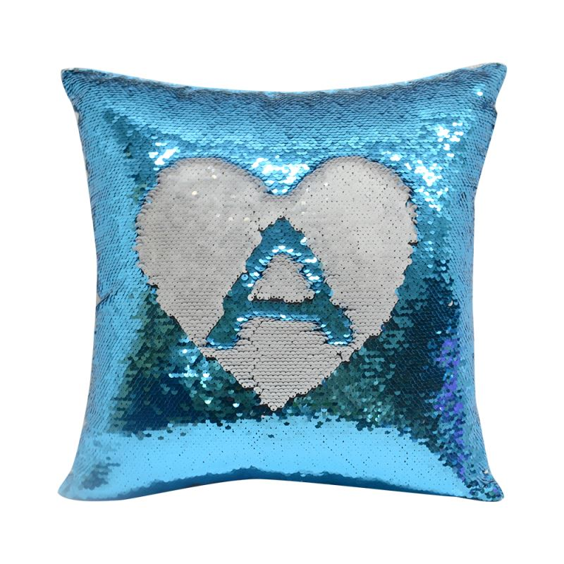 sublimation sequin pillow blanks