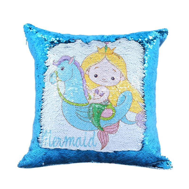 sequin pillowcase