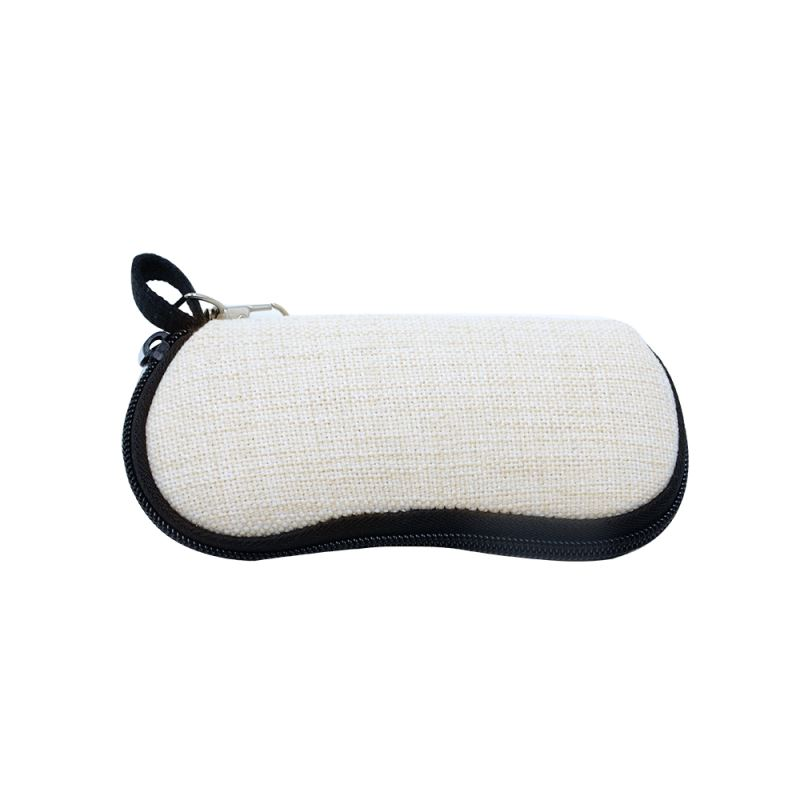 Linen Glasses Case