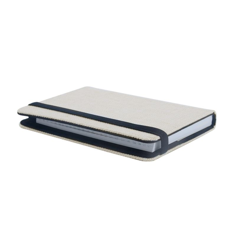 sublimation linen cover notebook