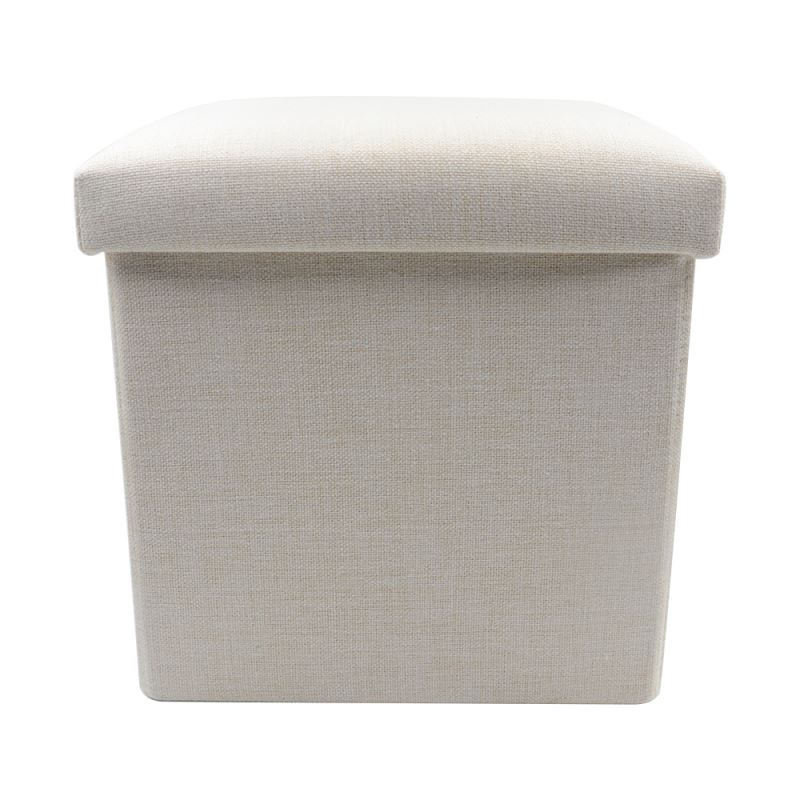 Sublimation Linen Storage Stool - Small/Large