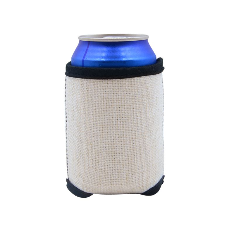 neoprene can cooler sublimation blank