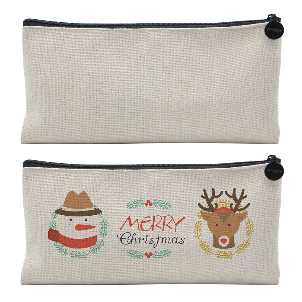 sublimation cosmetic bag