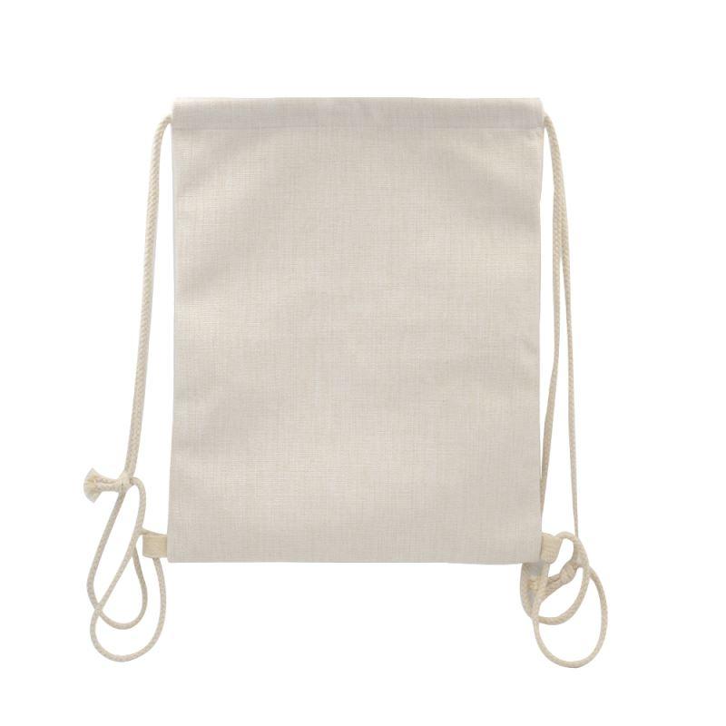 sublimation linen bag