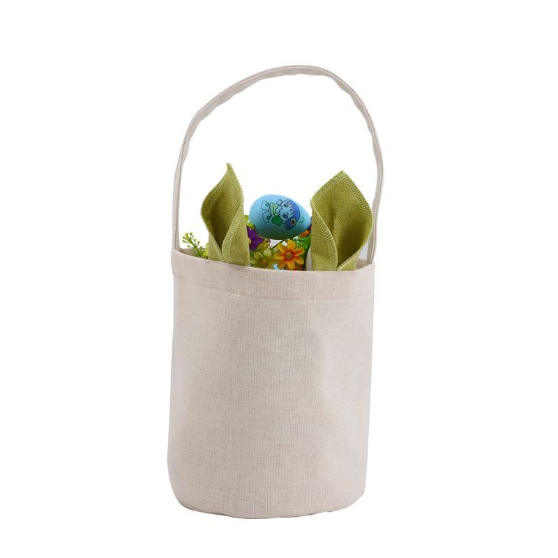 sublimation cute easter baskets