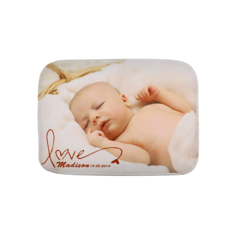blank sublimation blankets