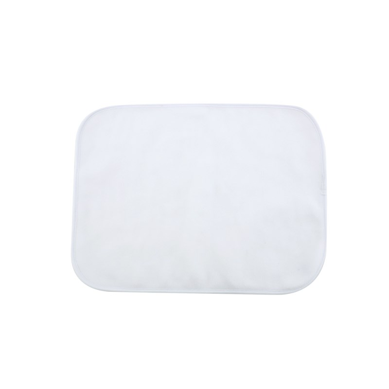 Baby Blanket-Fleece White-29